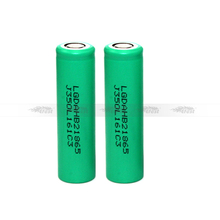 LG Chem 18650 HB2 LG HB2 18650 1500mAh 30A Flat Top Battery