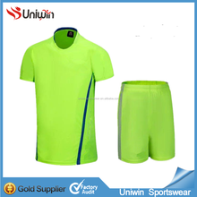 Wholesale country football shirt no logo soccer jersey