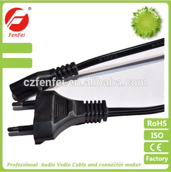 Insulated electrical 12v DC power extension cable wire