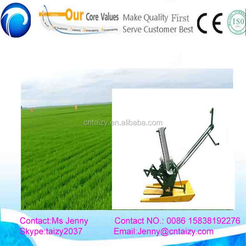 2 Row Manual Wildly Used Rice Transplanter Machine Rice Planting Machine