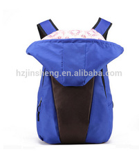 Funky backpack hat travel bag