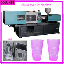 Plastic knife injection moulding machine