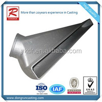 High Quality Cast Aluminum radiator part