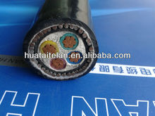 made in china power cable,0.6/1KV,X-90 Insulation,5V-90 Sheath,SWA Armored Cable