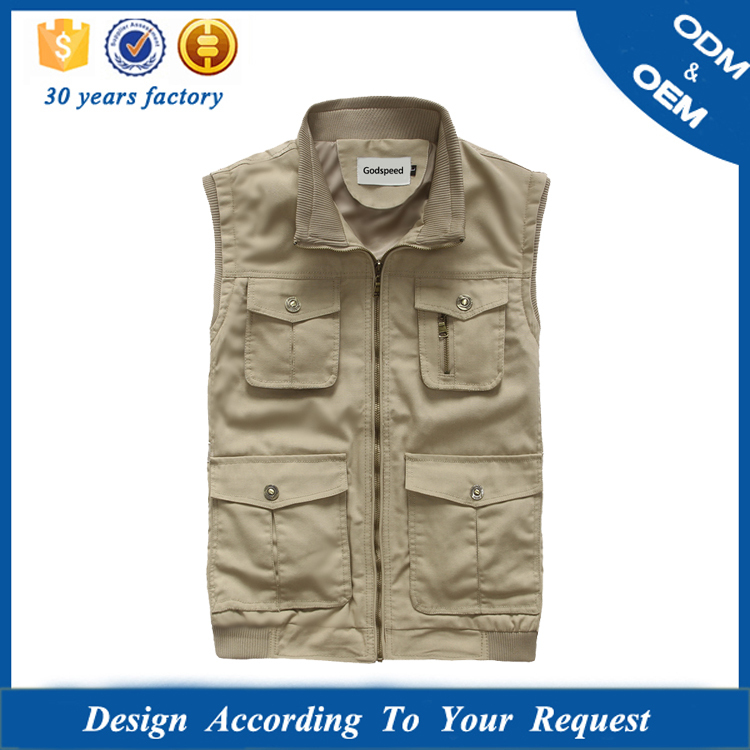 cheap camo camouflage vest promotion fishing vest
