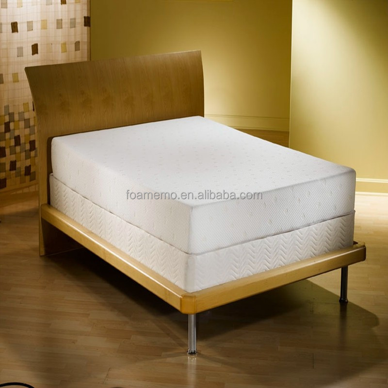 Comfortable memory foam matress