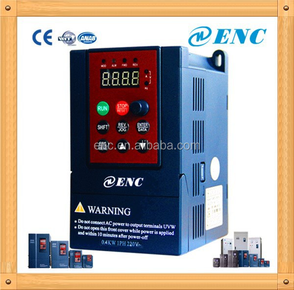 single phase 220V input three phase 0-220V output EDS800 frequency inverter and AC drive