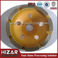 Diamond Cup Wheels,single row cup wheel,diamond cut off wheel