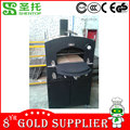 Shentop STJ-H1A Medium Commercial Wood Fired Gas Pizza Oven Wood Pizza Oven