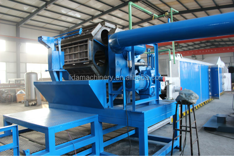 Paper Moulding Machine LIDA Brand