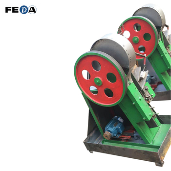 FEDA used pipe threading machines for sale automatic pipe threading machine 16mm j bolt