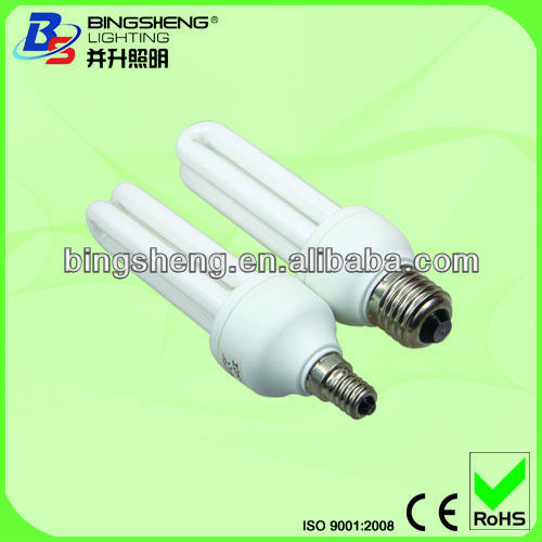 Cheap E14 T2 2U 7W CFL lightbulb