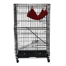 3-layers 24'' Mobile folding adjustable cat fence pet fence MHC003