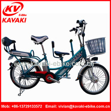 popular three wheel electric motor bike battery price for bike for children for family