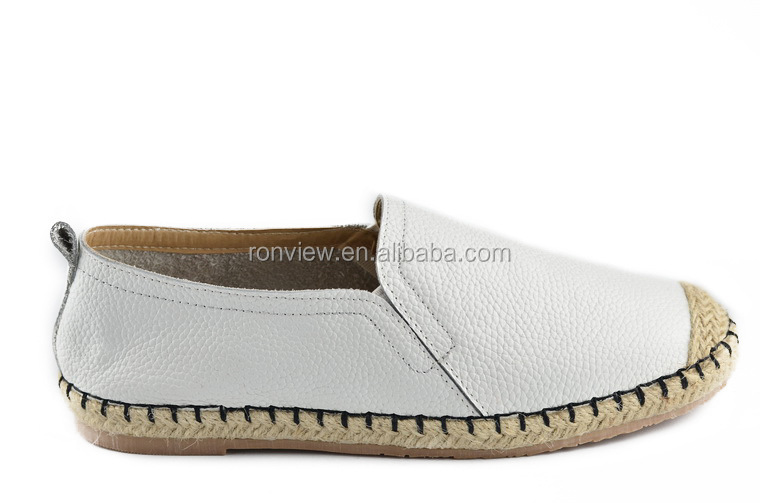 fashion women jute sole canvas, hot espadrille canvas shoes