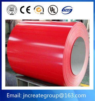 high quality ppgi prepainted steel coils 0.45*1250