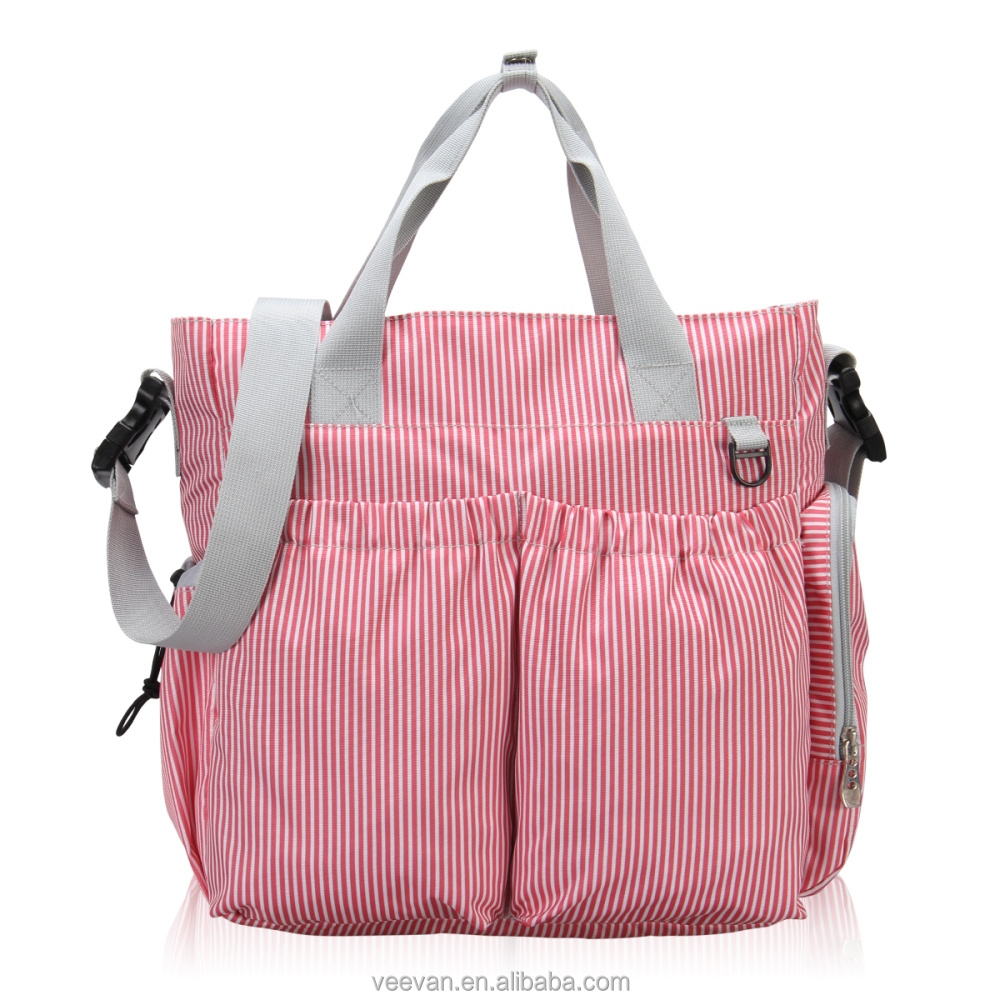 2015 New Fashion High Quality Tote Baby Diaper Bags Nappy mommy bags for baby Free Shipping