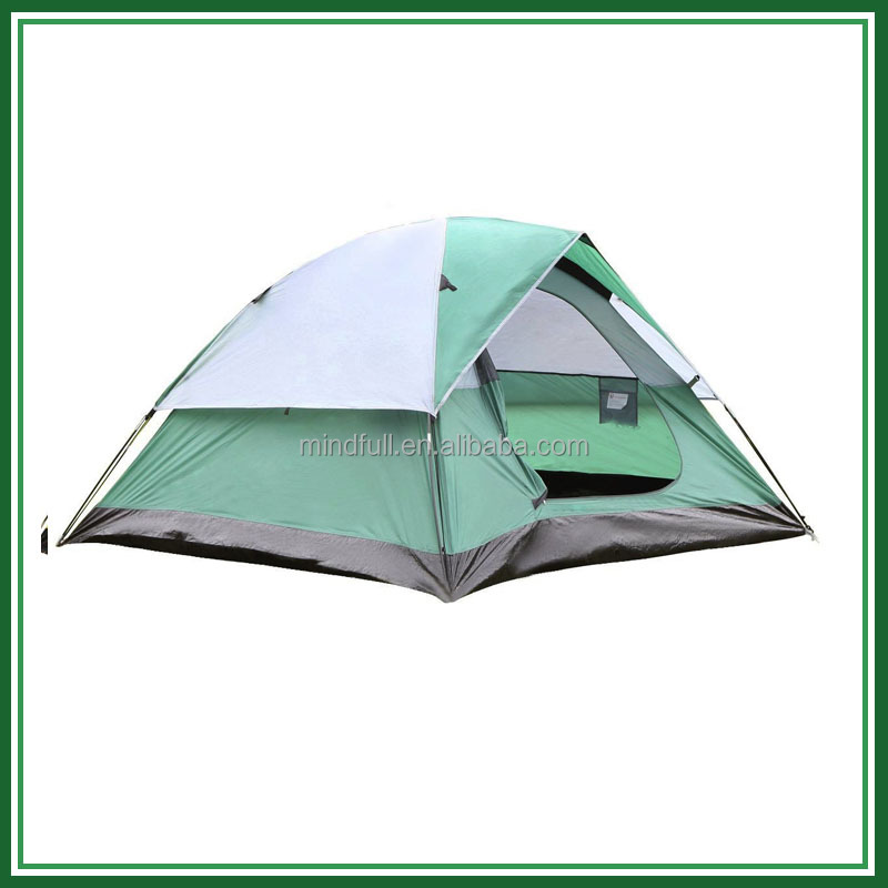 Outdoor function windproof anti-mosquito camping tent