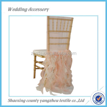 polyester folding chair cover for weddings