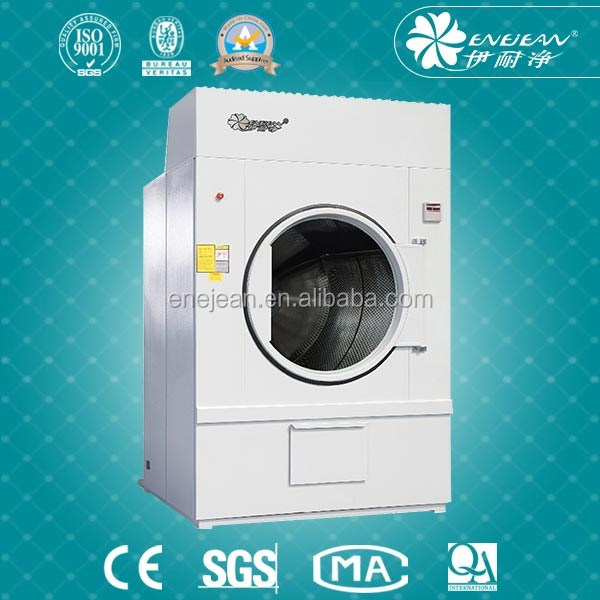 guangzhou vented cheap black tumble dryer for laundry shop