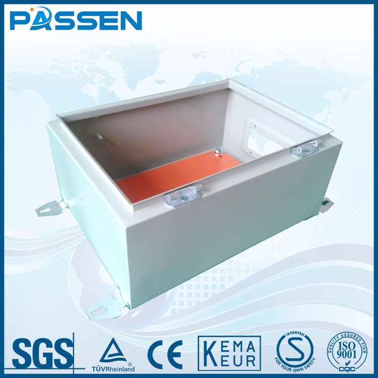 PASSEN Custom made electrical metal enclosure box ip65