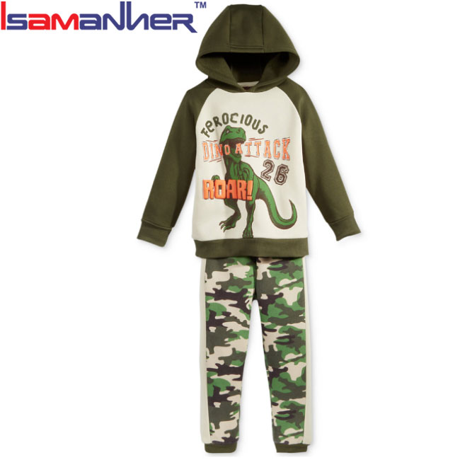 Wholesale winter clothes for children stylish sport kids clothing boys