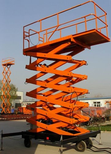 Manufacturer Repairing Used Car Scissor Lift For Sale Hanging Work Station with