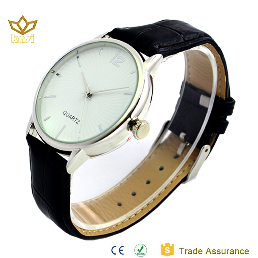 Top selling guanddong factory price japan oem watch leather wrist watch men automatic watch