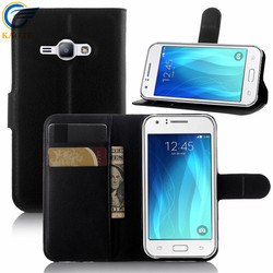 Mobile phone accessory wallet pu leather cell phone leather case/cover for Samsung Galaxy S5 mini