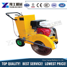 Walk behind concrete floor grooving cutting machine factory