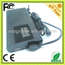 digital display circuit for laptops 90W universal adapter