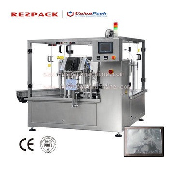 Retort Bag Packing Machine