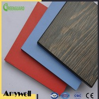 Amywell factory sale durable colorful high pressure laminated sheet