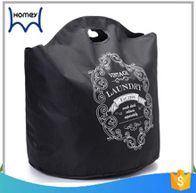 High quality polyester custom printed cloth dry cleaning laundry bags