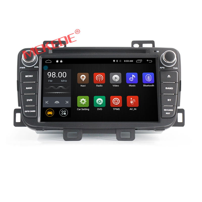 2G RAM Android 6.0 car radio GPS player for Brilliance H320 H330 with WIFI BT radio 4G LTE 16G flash