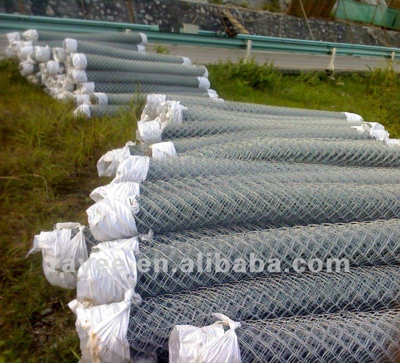 Good Quality screen chain link fence used wholesale chain link fence Pakistan