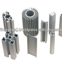 Aluminum Extrusion Profiles For Construction Amp