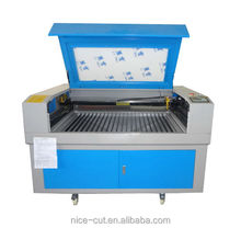 NC-1390 Manufacturer 1300X900mm CO2 Reci 100W Acrylic Laser Cutting/Laser Engraving machine - TRIUMPHLASE laser cutting plotter