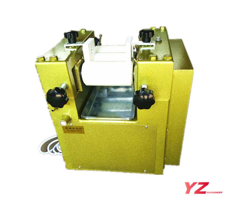 Best price of Three Roll Mill 200mm roller diameter soap making machine for sale
