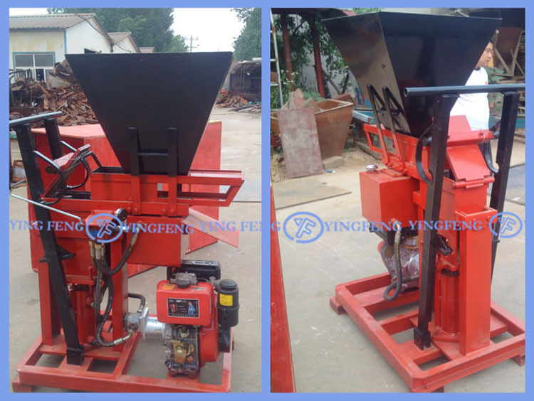 ECO BRAVA ecological brick making machine,1-25 eco ecomaquinas brick machine for making bricks