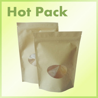 recyclable kraft paper bags / organic sulfur kraft paper pouch