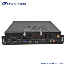 ZC-OPS870 Intel H81 PCTV ALL IN One OPS Mini PC,LGA1150 I3/I5/I7 Mini Computer With NVIDIA GT730 HD 4K Playing OPS Mini PC