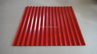 2015 CE/ISO Corrugated Galvanized Steel Sheet For roof/Corrugated roofing sheet roll forming machine