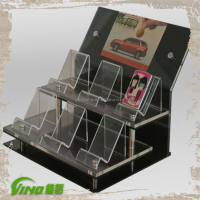 Clear Acrylic Mobile Phones Display, Grocery Store Display Racks