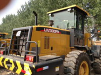 Cheap wheel loader price XCMG LW300FN