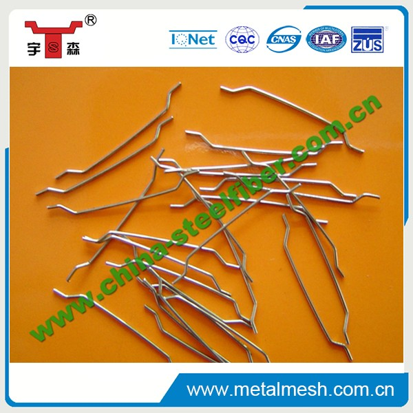 end hook steel fiber/building material price