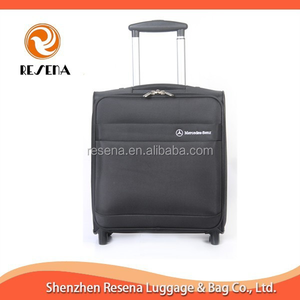 Fabric Trolley Laptop Briefcase