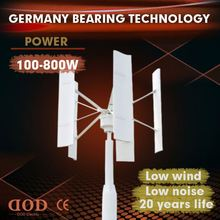 100w The small wind generatormini wind power generatorwind generator mini windpower plants vertically