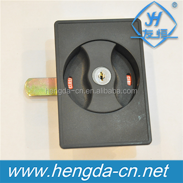 YH9145 security zinc alloy compact shelving cabinet lock