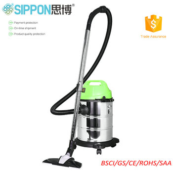 stainless steel barrel wet dry barrel type vacuum cleaner with blower function